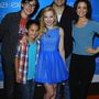 D23 Expo Photo Op with the cast of 'Liv and Maddie' in Anaheim