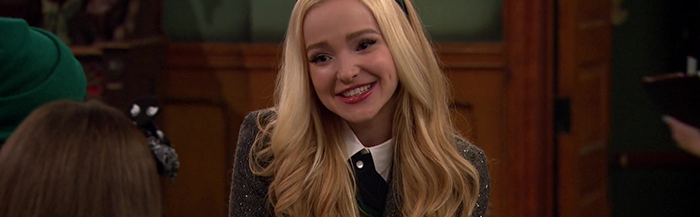"""[Gallery] Liv & Maddie Episode Captures: 4×05 """"Slumber Party-A-Rooney""""."""