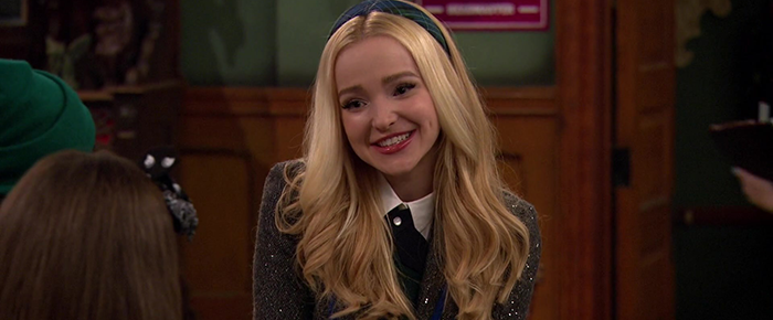 "[Gallery] Liv & Maddie Episode Captures: 4×05 ""Slumber Party-A-Rooney""."