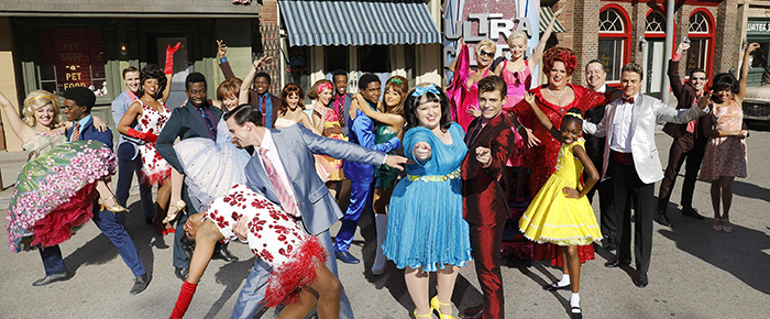 "[Gallery] ""Hairspray Live"" Macy's Thanksgiving Day Parade."