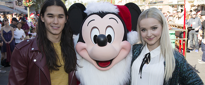 "[Gallery] ""A Descendants Magical Holiday Celebration"" Stills."