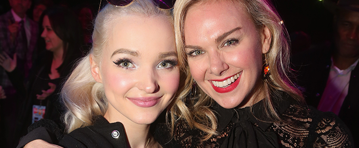 [Gallery] Dove Cameron at the 'Hairspray Live!' After Party.