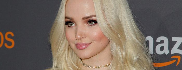 [Gallery] Dove Cameron at the Amazon Studios Golden Globes Party.